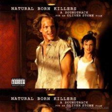 CDs de Música: BSO * CD * NATURAL BORN KILLERS * ASESINOS NATOS * BANDA SONORA PRECINTADA!!!!. Lote 28706183
