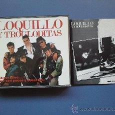CDs de Música: CD DE LOQUILLO Y LOS TROGLODITAS . Lote 28792621