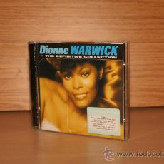 CDs de Música: DIONNE WARWICK. THE DEFINITIVE COLLECTION. Lote 28907992