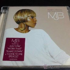 CDs de Música: MARY J BLIGE, MJB - GROWING PAINS - CD. Lote 28811357