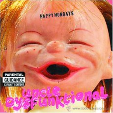 CDs de Música: HAPPY MONDAYS - UNCLE DYSFUNKTIONAL - CD NUEVO. Lote 28814512
