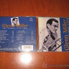 CDs de Música: CD GLENN MILLER - CHATTANOOGA CHOO CHOO. Lote 28818351
