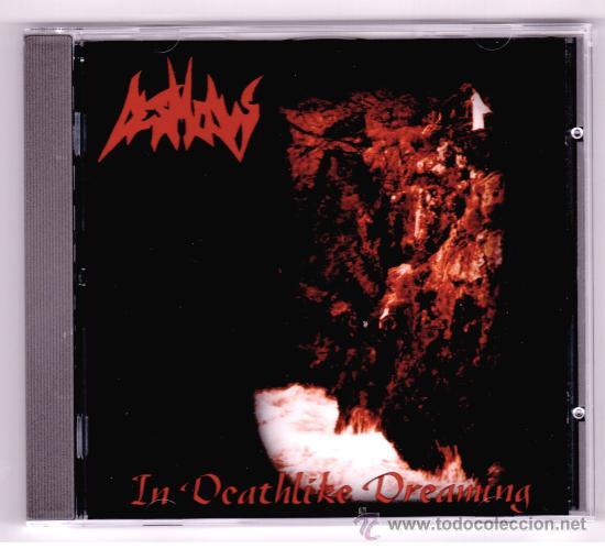 DESMODUS - IN DEATHLIKE DREAMING (Música - CD's Heavy Metal)