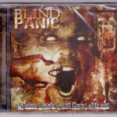CDs de Música: BLIND PANIC - NAMELESS BLASPHEMY WITH GLARING WHITE EYES. Lote 28841304