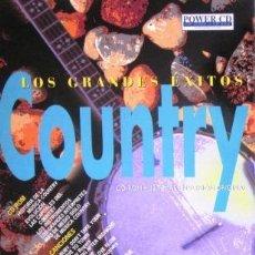 CDs de Música: COUNTRY - CD ROM + 12 CANCIONES EN CD AUDIO (K. ROGERS, BELLAMY BROTHERS, JOHNNY CASH, B,J. THOMAS.. Lote 28895947