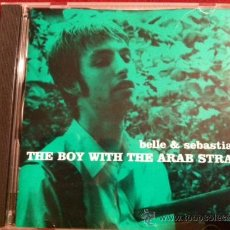 CDs de Música: BELLE & SEBASTIAN - THE BOY WITH THE ARAB STRAP -CD- 1998 JEEPSTER RECORDING. Lote 28971109