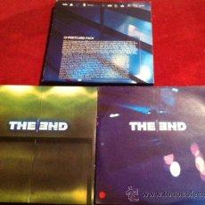 CDs de Música: THE END. MIXED BY MR C, LAYO & MATTHEW BUSHWACKA. 2 CD'S. 1998. Lote 28973629