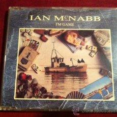 CDs de Música: IAN MCNABB, I'M GAME. CD SINGLE, 1993. Lote 28976037