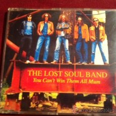 CDs de Música: THE LOST SOUL BAND. YOU CAN'T WIN THEM ALL MUM. CD SINGLE, 1993. Lote 28976063