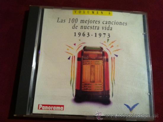 LAS 100 MEJORES CANCIONES DE NUESTRA VIDA. VOLUMEN 6 (Música - CD's Melódica )