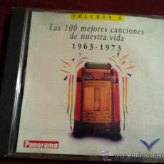 CDs de Música: LAS 100 MEJORES CANCIONES DE NUESTRA VIDA. VOLUMEN 6. Lote 28976089