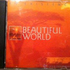 CDs de Música: BEAUTIFUL WORLD, IN EXISTENCE - CD 1994. Lote 28976879