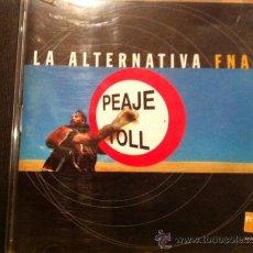CDs de Música: LA ALTERNATIVA FNAC, CD 2001. Lote 28977391