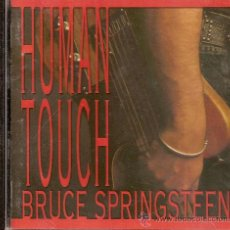 CDs de Música: BRUCE SPRINGSTEEN-CD HUMAN TOUCH. Lote 29001683