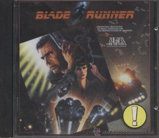 CD BLADE RUNNER (BSO) (Música - CD's Bandas Sonoras)