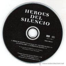 CDs de Música: HEROES DEL SILENCIO HEROE DE LEYENDA MADE IN MEXICO RARE. Lote 29014353