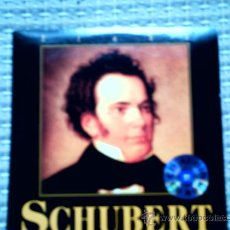 CDs de Música: GRANDES AUTORES DE LA MUSICA CLASICA: SCHUBERT (CD-ROM). Lote 29018107