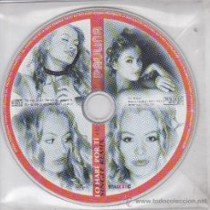 CDs de Musique: PAULINA RUBIO-LO HARE POR TI CDSINGLE 2000 SIN PORTADA PROMOCIONAL SPAIN. Lote 30968160