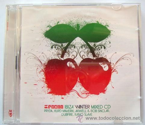 CDs de Música: PACHA.IBIZA WINTER MIXED . 2 CD'S - Foto 1 - 29088528