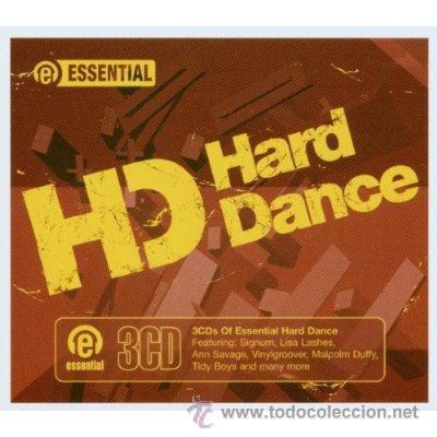 ESSENTIAL HARD DANCE * 3 CD * TEMAZOS THECNO HARD-DANCE * LTD PRECINTADO!! (Música - CD's Techno)