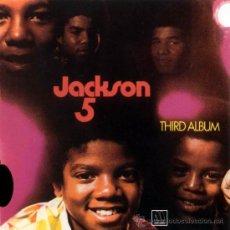 CDs de Música: JACKSONS 5 * CD SLIM * THIRD ALBUM * CAJA CARTÓN SLIM DESLIZANTE * PRECINTADO!!. Lote 42094493