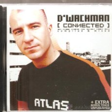 CDs de Música: CD D´WACHMAN - CONNECTED (D.WATCHMAN, ANGEL MOLINA, HD SUBSTANCE, ETC ). Lote 29152782