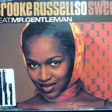 CDs de Música: BROOKE RUSSELL- SO SWEET - MAXI CD 4 TEMAS. Lote 29231967