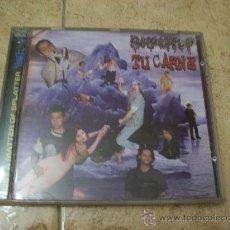CDs de Música: CD SPLIT ROMPEPROP - TU CARNE - JUST A MATTER OF SPLATTER - BIZARRE LEPROUS FIRMADO X DR.DENTE Y BON. Lote 29239493