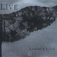 CDs de Música: LIVE - LAKINI'S JUICE ( CD SINGLE ). Lote 29258071