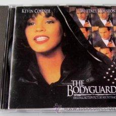 CDs de Música: BSO - THE BODYGUARD - EL GUARDAESPALDAS - ARISTA 1992 SPAIN 07822186992 - COMO NUEVO. Lote 29307381