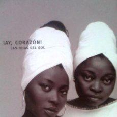 CDs de Música: LAS HIJAS DEL SOL - AY CORAZON ( CD SINGLE ). Lote 29283782
