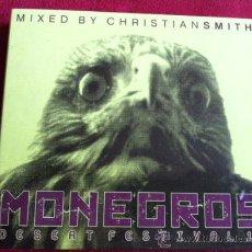 CDs de Música: MONEGROS DESERT FESTIVAL 11 - MIXED CHRISTIAN SMITH. FLORIDA RECORDS 2005. Lote 29290200