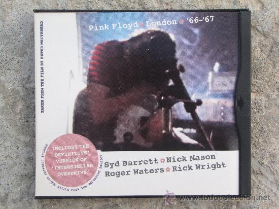 PINK FLOYD – LONDON 66 - 67 (Música - CD's Rock)