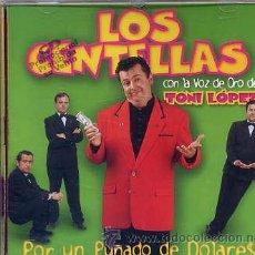 CDs de Música: LOS CENTELLAS / POR UN PUÑADO DE DOLARES (CD PEOMO). Lote 84674606
