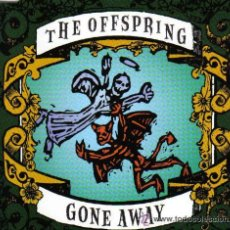 CDs de Música: THE OFFSPRING - GONE AWAY ( CD SINGLE ). Lote 29369013
