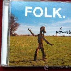 CDs de Música: HOWIE B . FOLK - CD . Lote 29394382