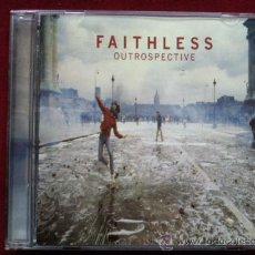 CDs de Música: FAITHLESS - OUTROSPECTIVE. Lote 29394412