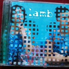 CDs de Música: LAMB - WHAT SOUND . CD 2001. Lote 29395271