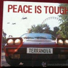 CDs de Música: TERRANOVA - PEACE IS TOUGH . CD. Lote 29395299