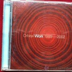 CDs de Música: ORBITAL - WORK 1989 - 2002 . CD . Lote 29400032