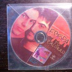 CDs de Música: ESTOPA - TU CALORRO - CD SINGLE - PROMO - BMG - 1999. Lote 29409076