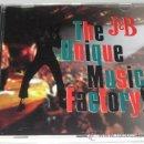 CDs de Música: THE UNIQUE MUSIC FACTORY - CD - ICE MC / DUKE BAYSEE / TONY WILSON - PROMO J & B - COMO NUEVO. Lote 29425705