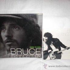 CDs de Música: BRUCE SPRINGSTEEN-LIBRO + CD-TEXTO EN ESPAÑOL(BORN TO RUN). Lote 29442576