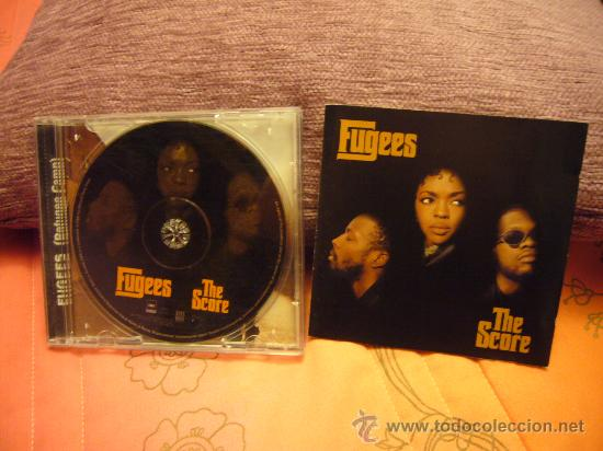 FUGEES (REFUGEE CAMP) THE SCORE (Música - CD's Hip hop)