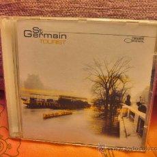 CDs de Música: ST GERMAIN - TOURIST. Lote 29443353