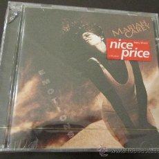 CDs de Música: CD. DE MARIAH CAREY - PLASTIFICADO DE FCA- TITULO EMOTIONS- ESPECIAL COLECCIONISTAS. Lote 29455544