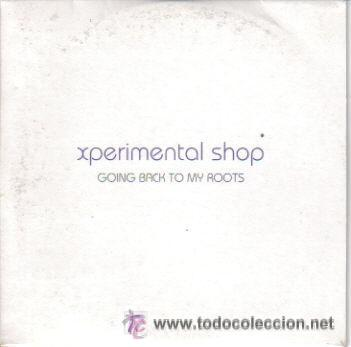 "XPERIMENTAL SHOP-""GOING BACK TO MY ROOTS""+2-CDSG ""PROMO"" segunda mano"