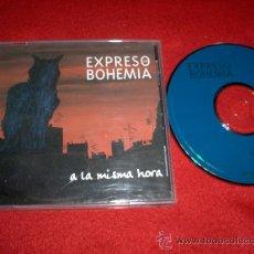 CDs de Música: EXPRESO DE BOHEMIA A LA MISMA HORA CD 1995 . Lote 29496557