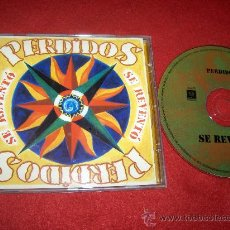 CDs de Música: PERDIDOS SE REVENTO CD 2000. Lote 29496742