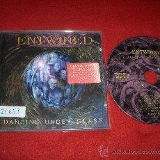 CDs de Música: ENTWINED DANCING UNDER GLASS CD . Lote 29496846